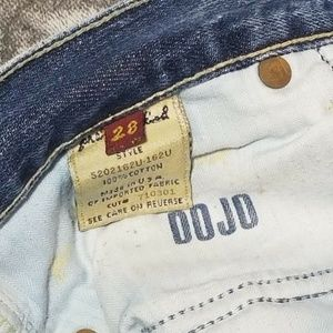 7 For All Mankind Jeans - B30 seven for all mankind dojo 28 Shorts Bermuda